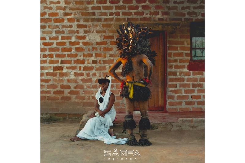 Sampa the Great 'The Return' Album Stream spotify apple music ninja tune listen now alternative hip-hop rap grime