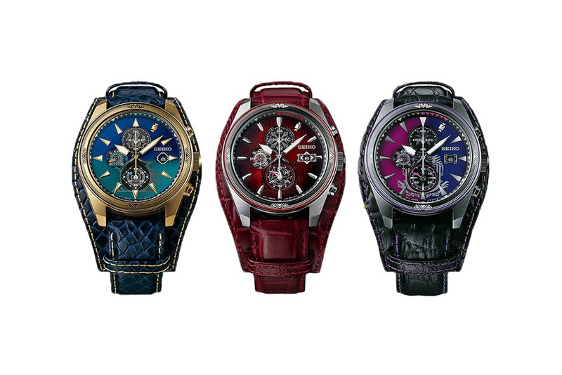 """Seiko Unveils 15th Anniversary """"Monster Hunter"""" Watch Collection"""