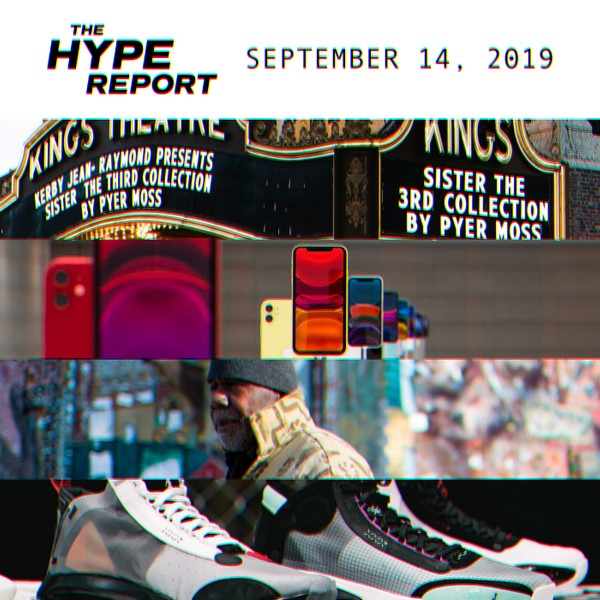 The HYPE Report: Highlights from NYFW, Apple's Keynote Event and More