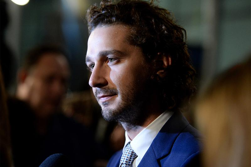 Shia LaBeouf Parents Comment Honey Boy Mom Dad Difficult Watch