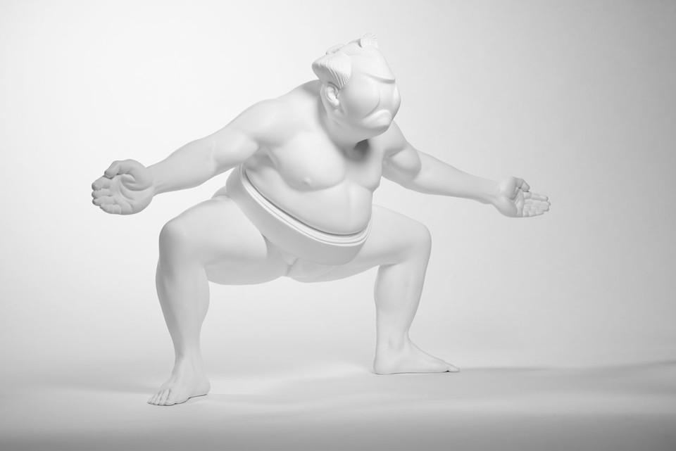 Shohei Otomo To Release Limited-Edition Sumo Wrestler Sculpture