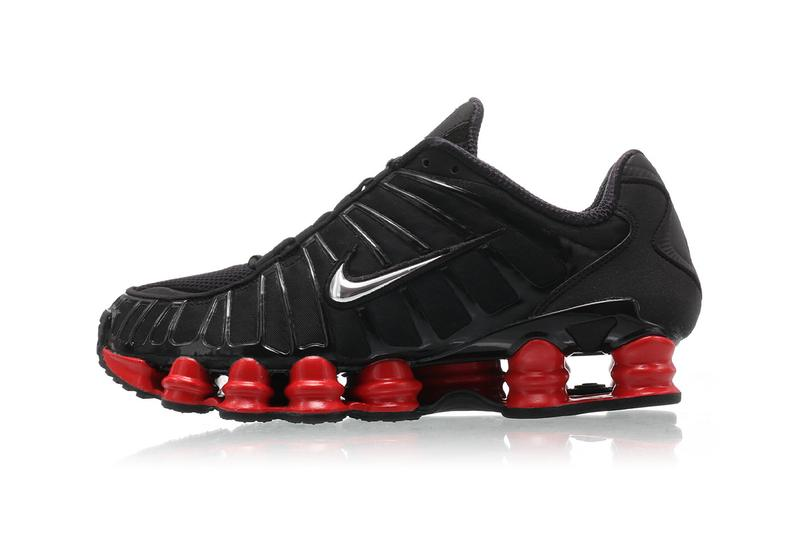 Skepta Nike SK Shox TL Bloody Chrome Release Date Info Black Red Buy Boy Better Know