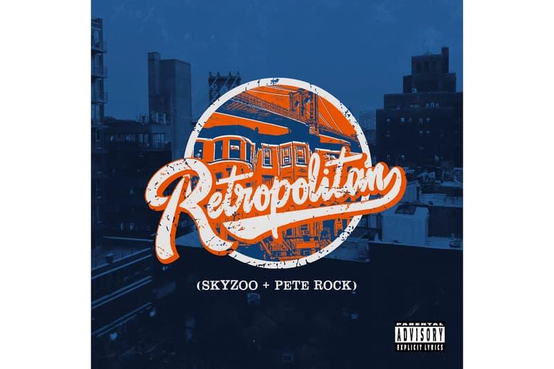 Skyzoo Pete Rock Retropolitan Album Stream