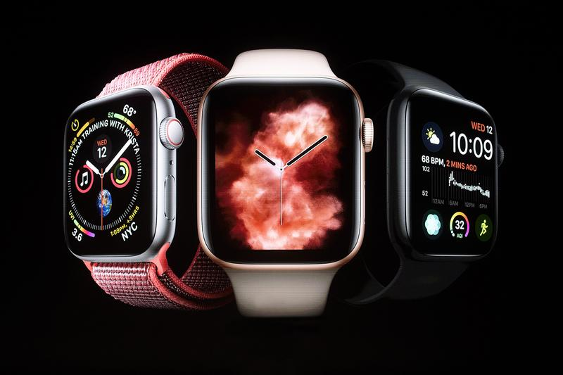 Smart Watches Outselling Traditional Watches in US united states america tech wearable fitbit samsung apple device