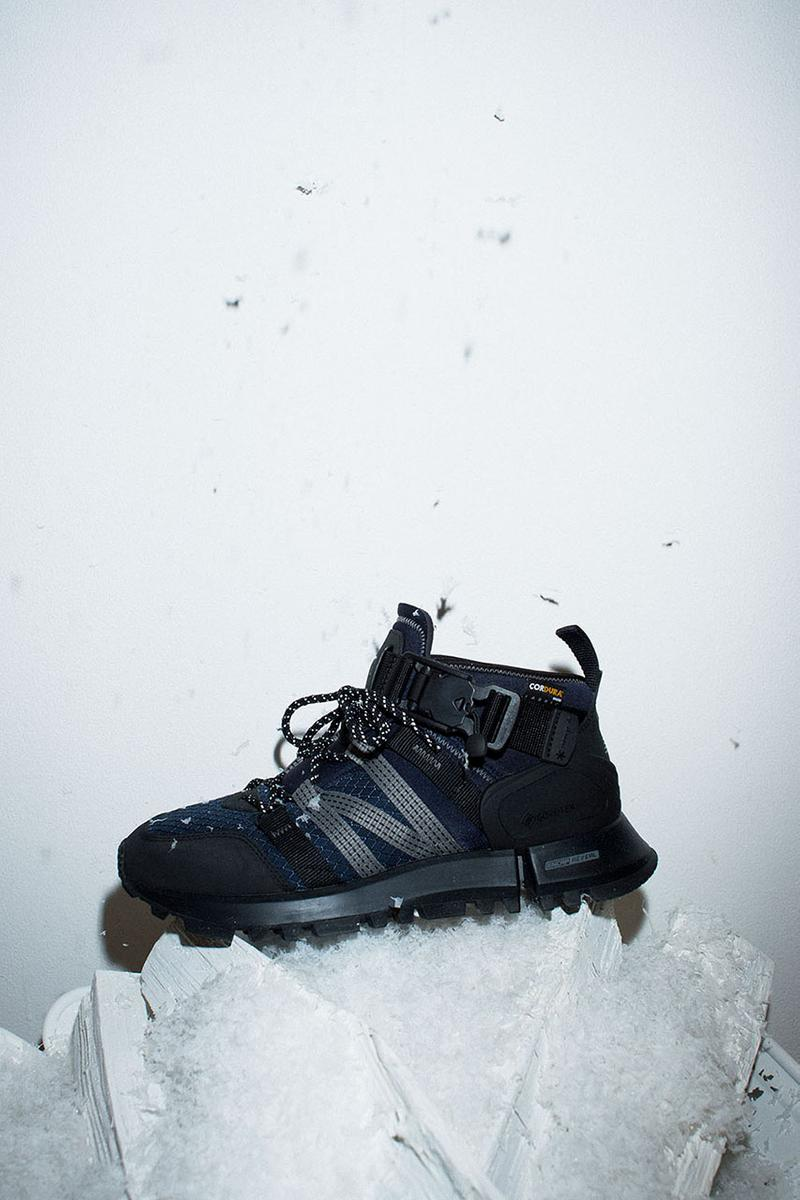 Snow Peak x New Balance Tokyo Design Studio Collaboration Announcement First Look Japan Streetwear Footwear Sneakers Clothing Type 1 Type 4 EXTREME SPEC R_C4 MID