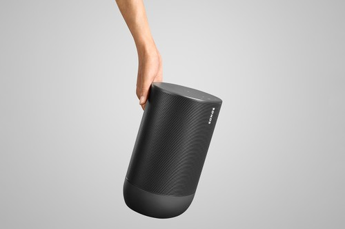 Sonos Introduces Its First Portable Bluetooth Speaker, Move
