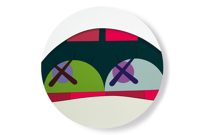 ryan brant sothebys kaws art collection contemporary auctions sales