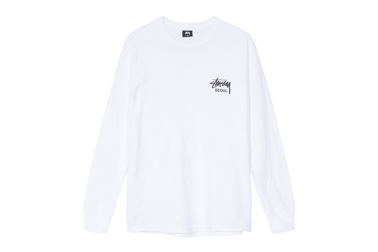 Stüssy Seoul Chapter Store Redesign In-Store Only Drops T-Shirts Venus W&PA Retail