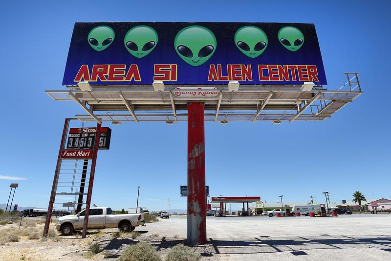 The Storming of Area 51 Has Now Been Officially Cancelled alienstock fyrefest 2 US air base music festival las vegas downtown
