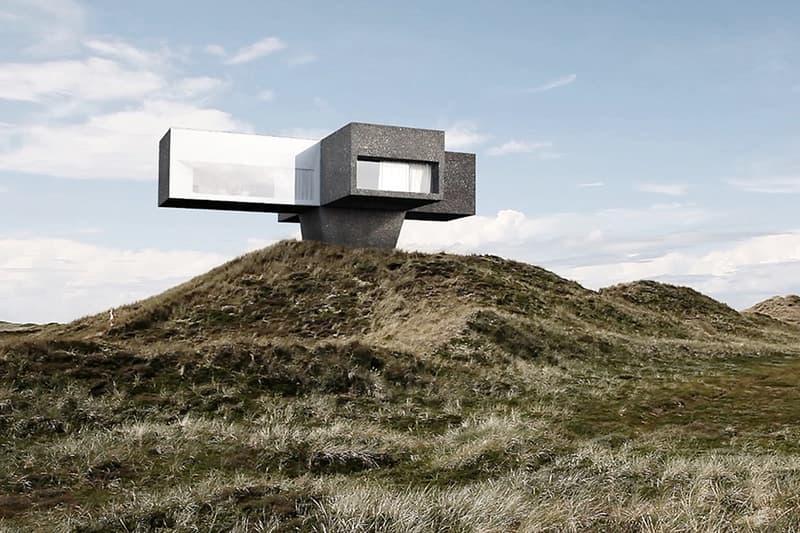 Studio Viktor Sørless Dune House Info Denmark