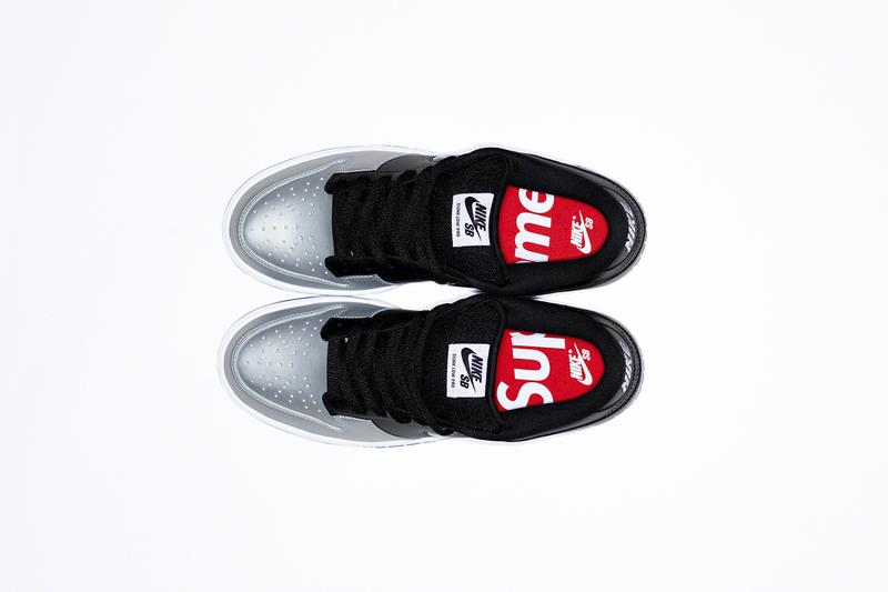 Supreme x Nike SB Dunk Low Official Release Info Lookbook Supreme New York skateboarding World Famous Nike Air Swoosh footwear sneakers