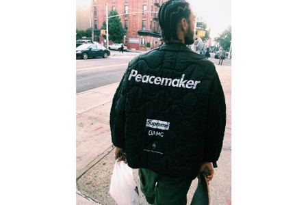 Supreme Unveils OAMC Collaboration for Charity
