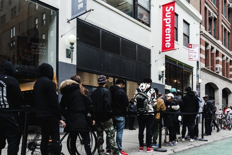 Supreme Original Lafayette Street Store Closure New york bowery For lease James Jebbia