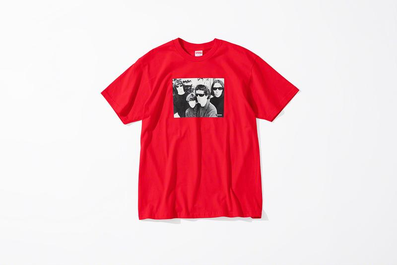 Supreme x The Velvet Underground Fall 2019 Collection Lou Reed Andy Warhol New York Loaded caught between the twisted stars Moe Tucker Lou Reed