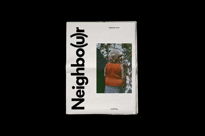 neighbour art project photography taku ben wright