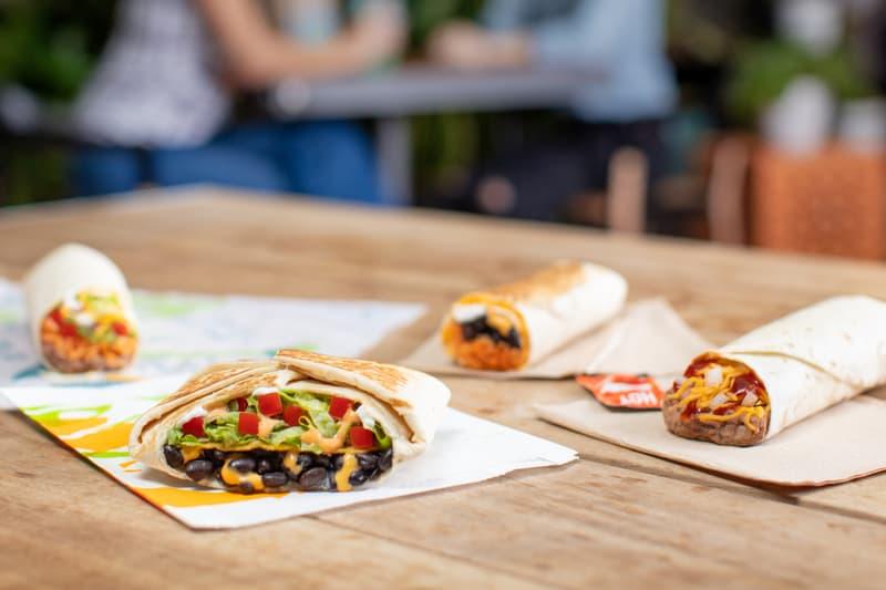 Taco Bell Vegetarian Menu Impossible Beyond Meat