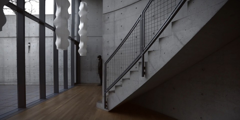 Step Inside Tadao Ando's Conference Pavilion in This Meditative Video Walkthrough