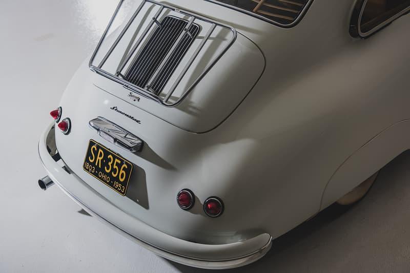 Taj Ma Garaj Collection Automotive Auction Rare Cars Sportscars Supercars One-Off Porsche Volkswagen Beetle Classics Custom Limo Electric Vintage Closer Look RM Sotheby's