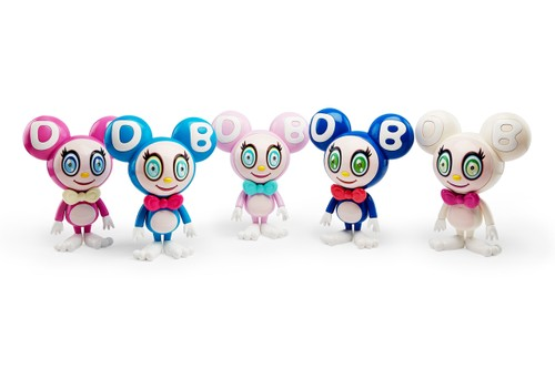 Takashi Murakami & MoMA Design Store to Release Limited 'DOB-Kun' Figures