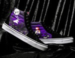 First Look: 'The Nightmare Before Christmas' x Vans Collaboration