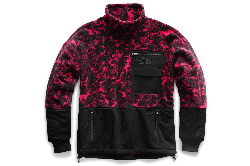 The North Face Snowboard Style 94 Rage Collection Retro Classic Fleece Pullover