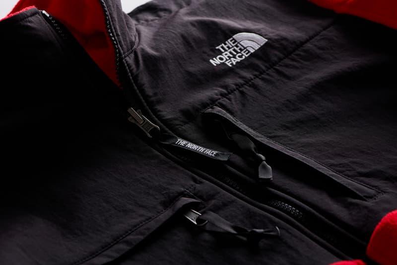 The North Face 95 Retro Denali Fleece Reissue jackets fleece techwear outdoors climbing snow recycle