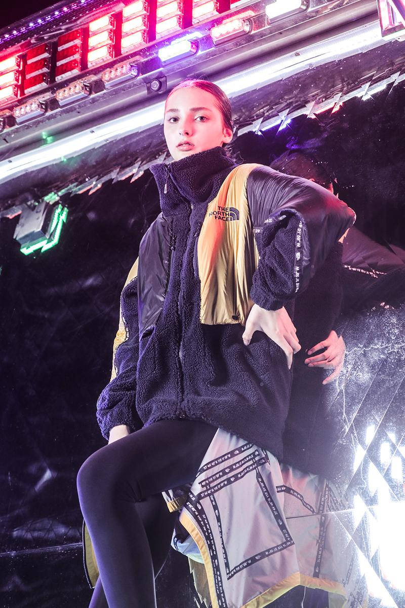 The North Face Fall the Archives Reimagined Collection Release Kazuki Kuraishi rage snowboarding skiing