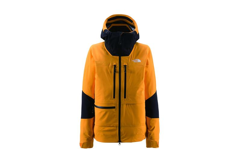 "The North Face ""FUTURELIGHT"" Outerwear FL L5 Purist Flight Jacket Black Orange Pink Black Brown"