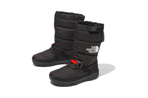 The North Face Updates Nuptse Bootie With GORE-TEX & Vibram Technology