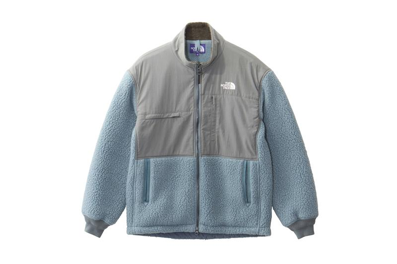 The North Face Purple Label Field Denali Jacket Fleece polartec 300 series blue black fleece supple teal acrylic Japan outerwear fall winter 2019