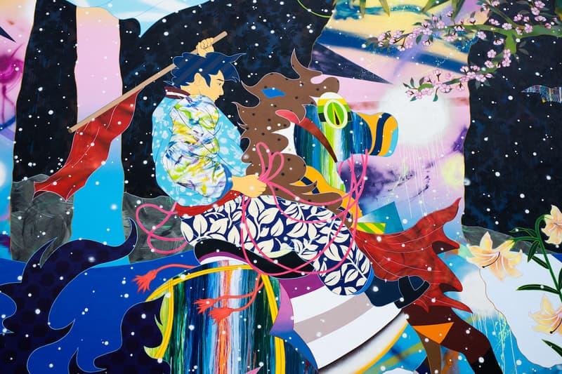 tomokazu matsuyama bowery wall mural new york city street art graffiti