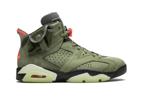 "StockX is Giving Away the Travis Scott x Air Jordan 6 ""Cactus Jack"" for $1 USD"