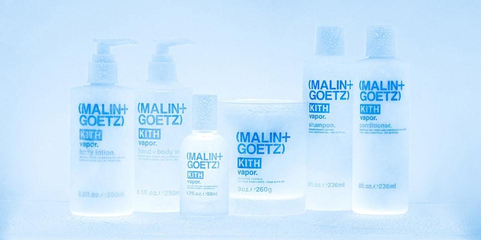 KITH & Malin + Goetz Launch Unisex Skin Care Range