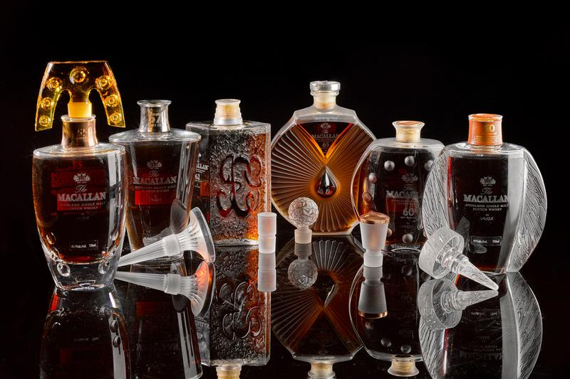 Ultimate Whisky Collection Fetch $4 Million USD Sotheby's