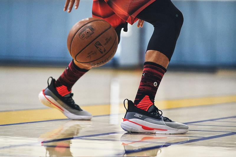 "Under Armour Curry 7 ""UNDRTD"" First Look Release"