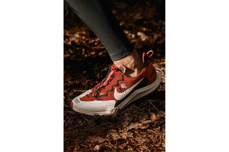 UNDERCOVER Nike GYAKUSOU Pegasus 36 Trail Another Look CD0383-600 CD0383-700 red Yellow