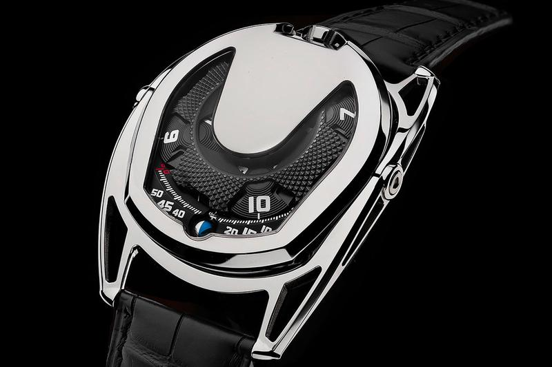 Urwerk x De Bethune Moon Satellite Watch Release