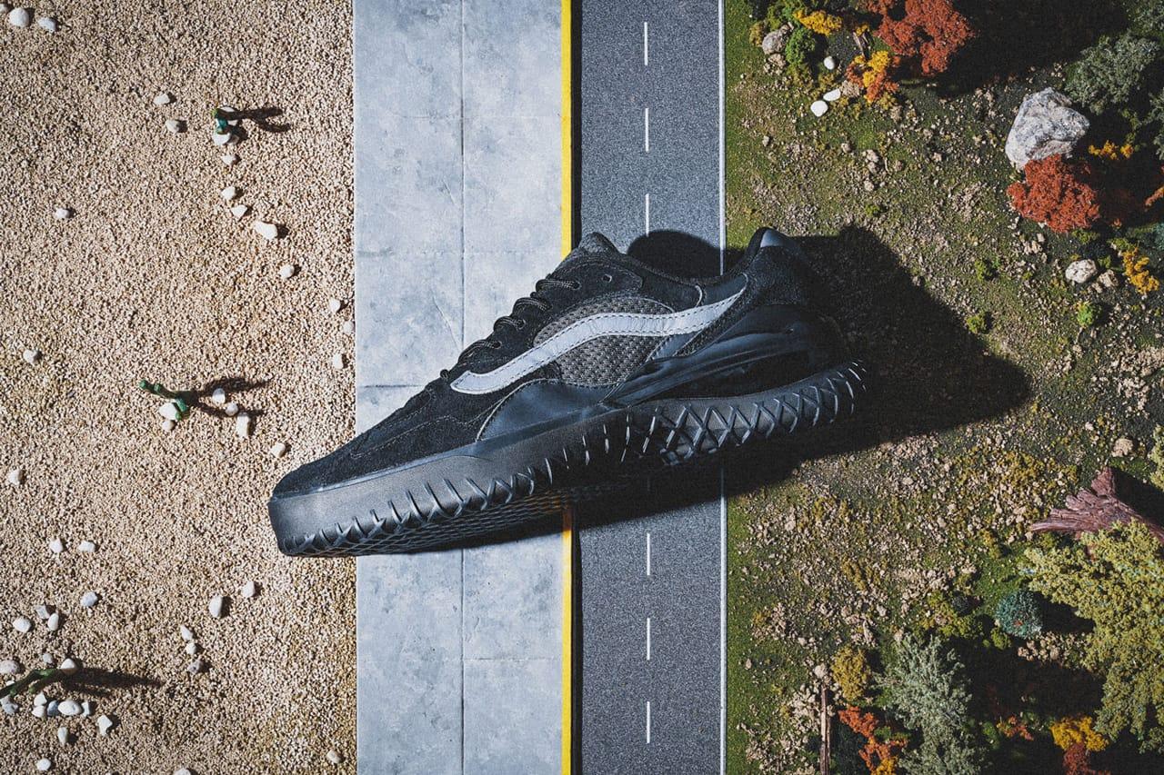 Vans Debuts City TRL Sneaker Model
