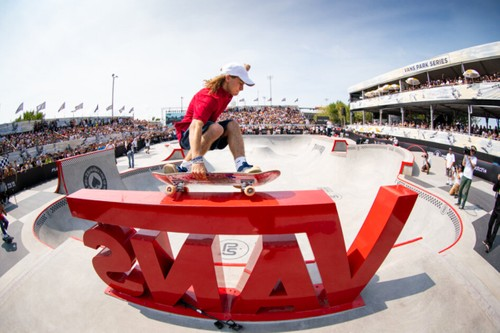 Vans Will Donate All Future Skate Parks Built for Its Vans Park Series Tournaments