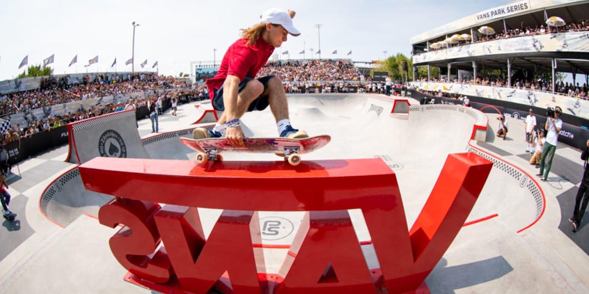Vans Park Series Skate Park Donation