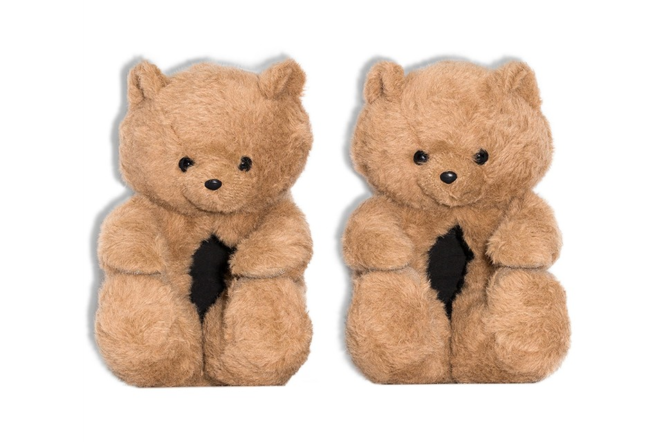 Vetements Returns With More Teddy Bear-Inspired Slippers