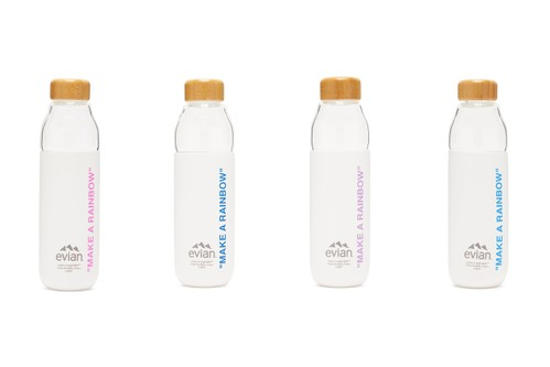 Virgil Abloh's Evian x Soma Water Bottles Are Available Again (UPDATE)