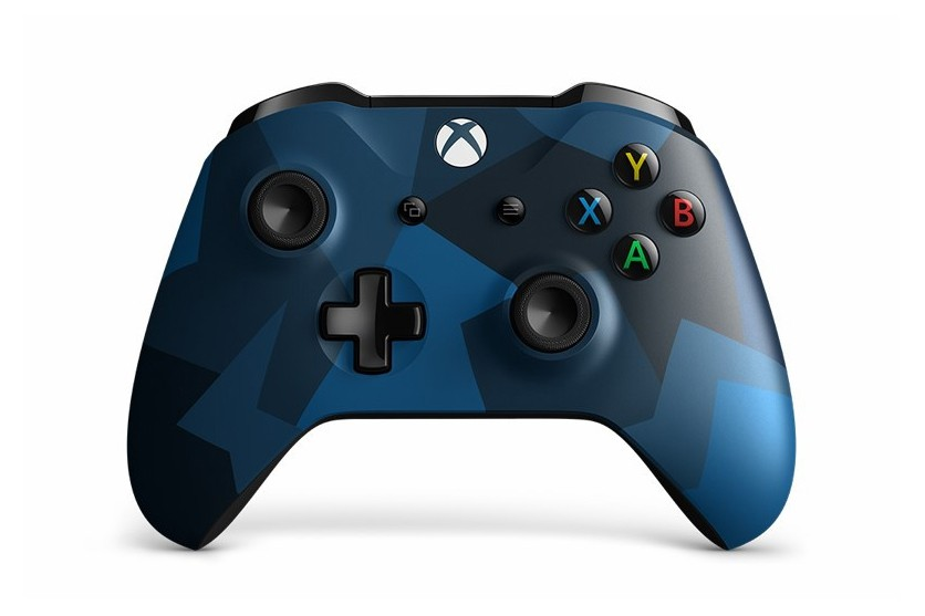 Xbox Unveils Special Edition Midnight Forces II Wireless Controller