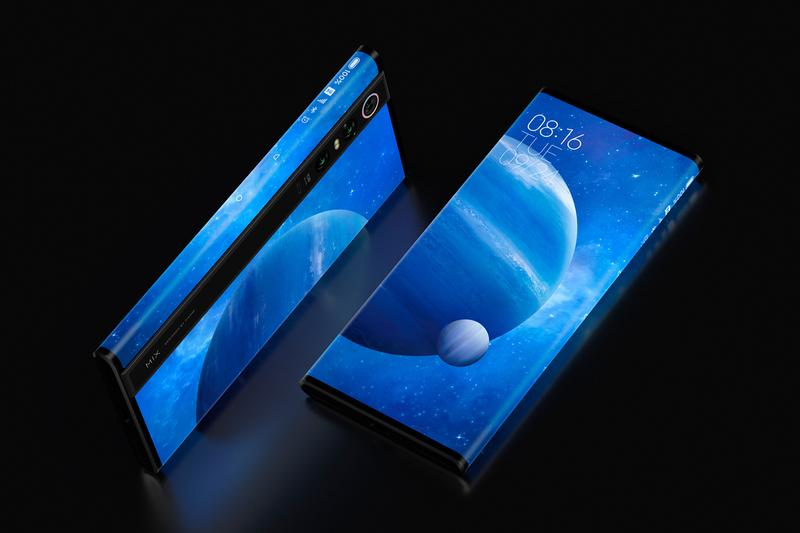 Xiaomi Mi Mix Alpha Samsung Display 5G Smartphone Surround Trailer