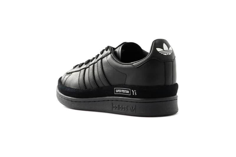 Y's adidas CAMPUS STAN WEDGE Yohji Yamamoto
