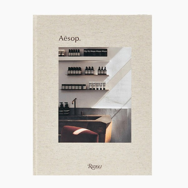 'Aesop' Rizzoli Coffee Table Book