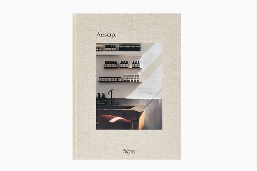 'Aesop' Rizzoli Coffee Table Book