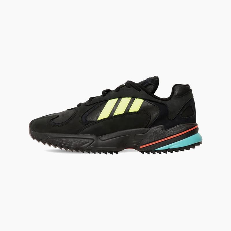"adidas Originals Yung-1 Trail ""Core Black/Solar Yellow"""