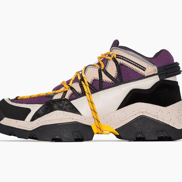 KENZO Multicolored Inka Sneakers