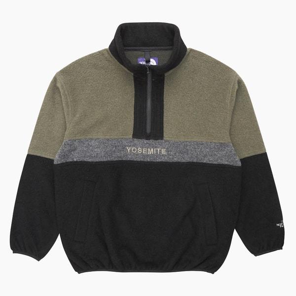 The North Face Purple Label Half-Zip Pullover